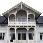 Nybygg Sveitservilla Rønningen